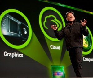 Nvidia boasts of record profit margins