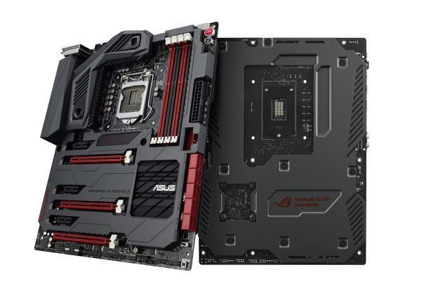 Asus Maximus VI Formula and Impact announced Asus Maximux VI Formula and Impact announced