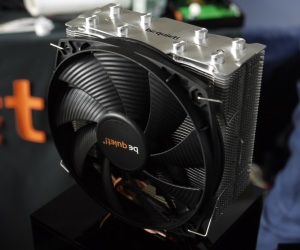 be quiet! shows off new cooler and PSU ranges