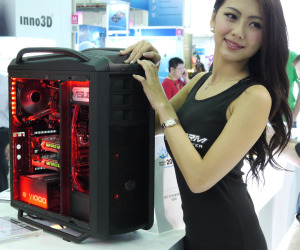 Cooler Master reveals Cosmos SE and CM 693 cases