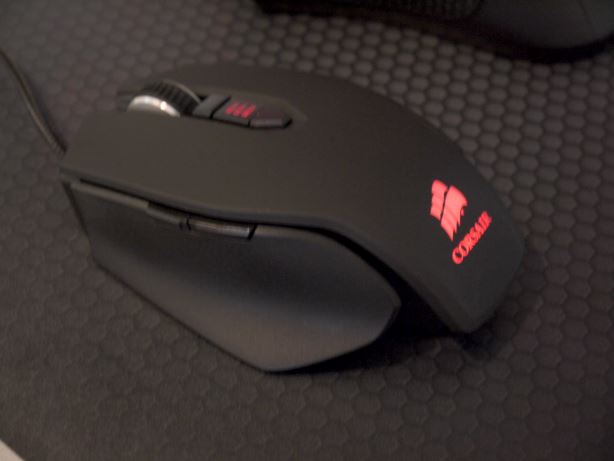 Corsair reveals new K70 and K65 keyboards plus two new mice
