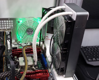 Hands-on with SilverStone's Tundra liquid coolers
