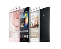 Huawei unveils Ascend P6, world's slimmest smartphone