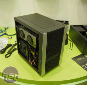 Nanoxia launches massive Deep Silence 6, working on mini-ITX too