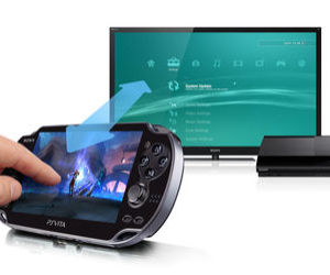 PS4 games require Vita remote play compatibility