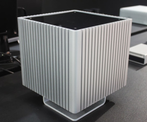 Streacom reveals DB4 passive cube case
