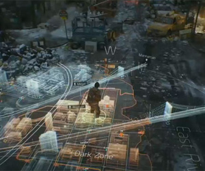 "Tom Clancy's ""The Division"" Announced"