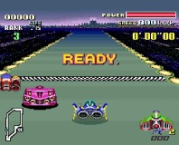 Uncertain future for F-Zero