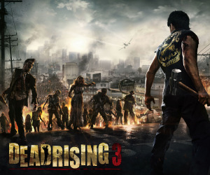 New Dead Rising 3 video details new weapons and massive world