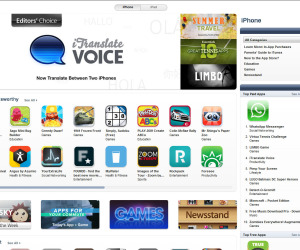 Free iOS apps mark fifth anniversary of App Store launch