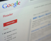 Google Reader closing today