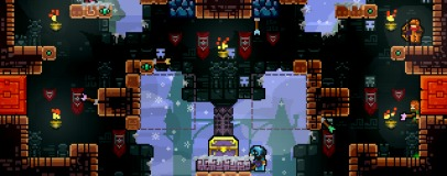 Ouya exclusive Towerfall coming to PC