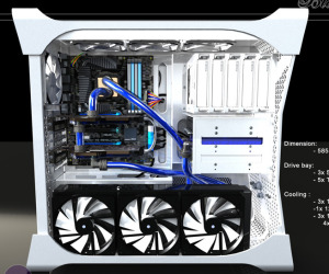 Bit-tech modder-designed case to go on pre-order