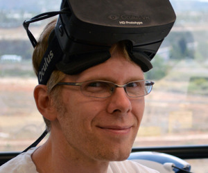 Carmack joins Oculus Rift team