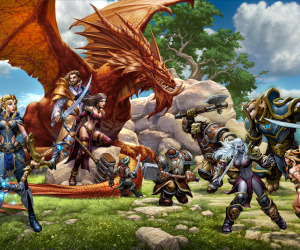 Everquest Next revealed