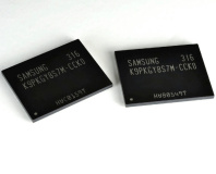 Samsung announces 3D V-NAND flash chips