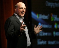 Ballmer speaks of phone platform regrets