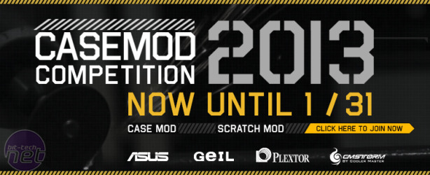 Cooler Master annual modding contest to offer US$20,000 in prizes *Cooler Master annual modding contest to offer US$20,000 in prizes