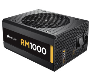 "Corsair announces ""ultra-quiet"" RM Series Power Supplies"