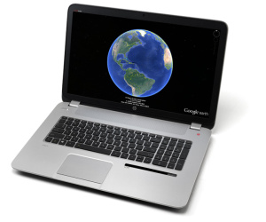 HP unveils Leap Motion-enabled laptop