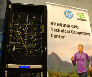 HP, Nvidia team up for GPU Centre of Excellence