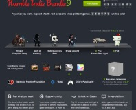 Humble Bundle returns to indie roots with Fez, FTL and more