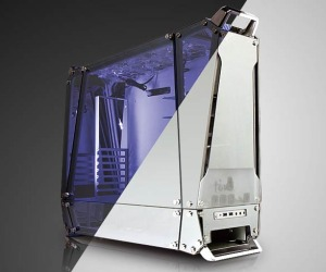 In Win to launch mirrored glass Tou case
