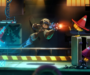 Mega Man spiritual successor funded in 24 hours