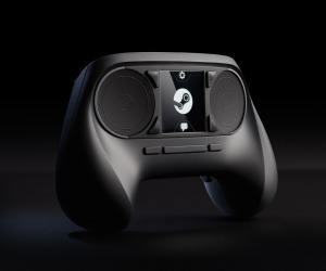Valve unveils the Steam Controller
