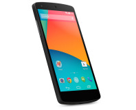 Google Nexus 5 unveiled