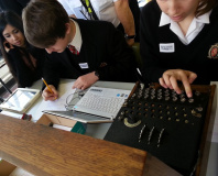 McAfee announces Bletchley Park partnership
