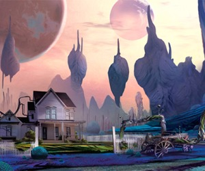 Myst creators take to Kickstarter with Obduction