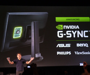 Nvidia G-Sync unveiled as stunning new monitor syncing tech