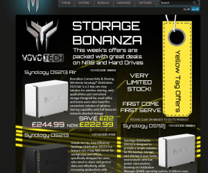 YoYoTech weekly deals: It's all about storage
