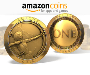 Amazon Coins virtual currency comes to UK