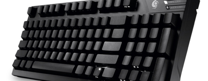 CoolerMaster introduces cunningly compact Quick Fire TK Stealth keyboard