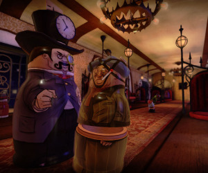 Double Fine wins retail rights for Costume Quest and Stacking