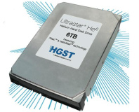 HGST ships first 6TB helium-filled hard drives