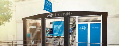 Intel dabbles in retail with pop-up stores
