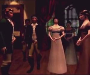 Jane Austen MMO graces Kickstarter