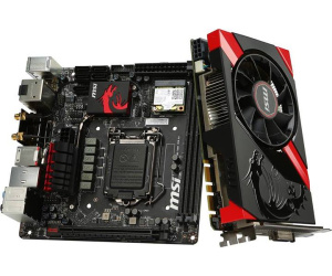 MSI teases mini-ITX gaming gear