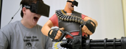 Valve to reveal virtual reality prototype