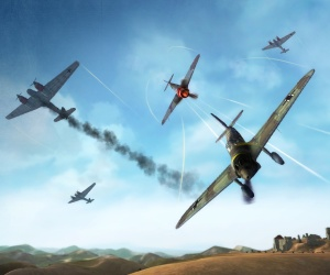 World of Warplanes takes off