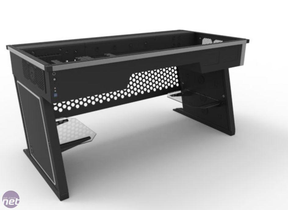schreibtisch selbst bauen. Black Bedroom Furniture Sets. Home Design Ideas