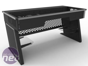 Red Harbinger Cross Desk on pre-order at Scan *Red Harbinger Cross Desk on pre-order at Scan