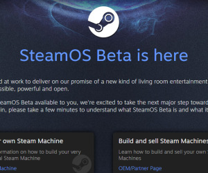 SteamOS beta download now available