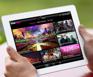 BBC iPlayer tablet usage overtakes computer for first time