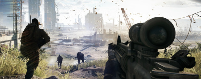 EA, AMD delay Battlefield 4 Mantle support patch