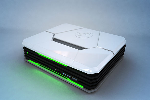 CYBERPOWERPC Debuts Steam OS Powered Gaming System at CES
