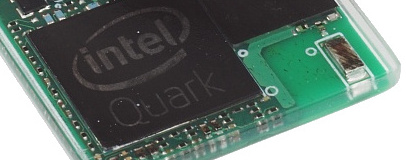 Intel unveils Quark-based Edison microcomputer